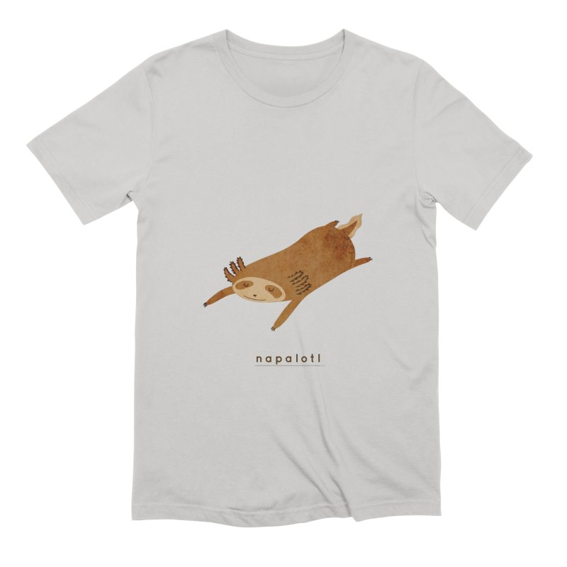 Napalotl Men's T-Shirt by agrimony // Aaron Thong