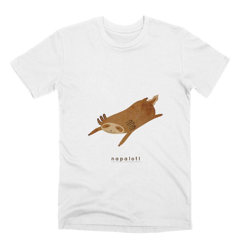 Napalotl Men's T-Shirt by agrimony // Aaron Thong