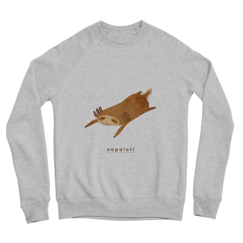 Napalotl Women's Sweatshirt by agrimony // Aaron Thong