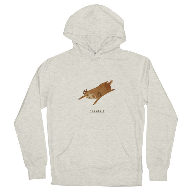 Napalotl Men's Pullover Hoody by agrimony // Aaron Thong