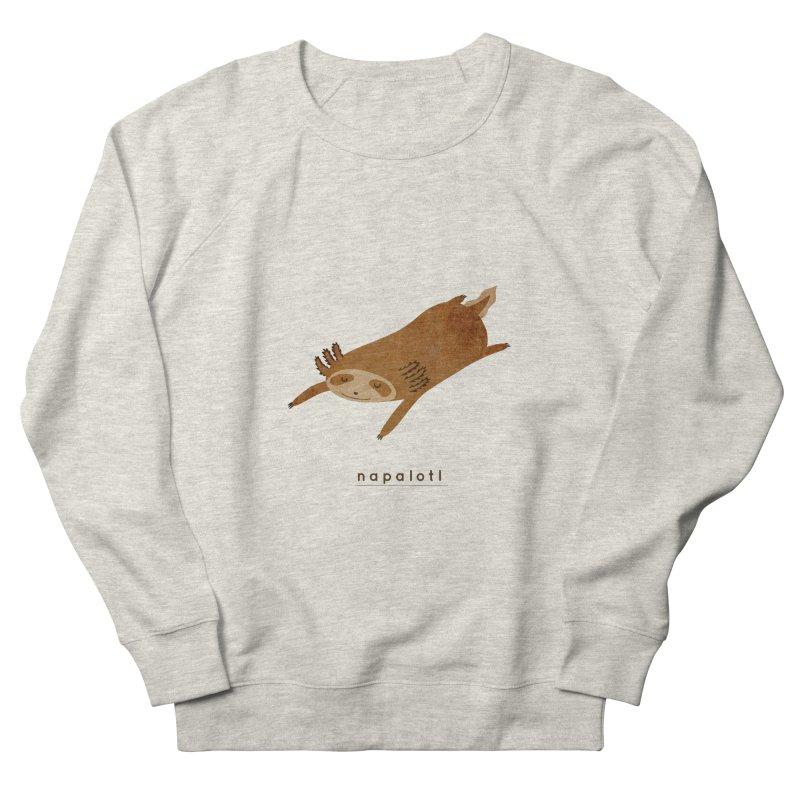 Napalotl Men's Sweatshirt by agrimony // Aaron Thong