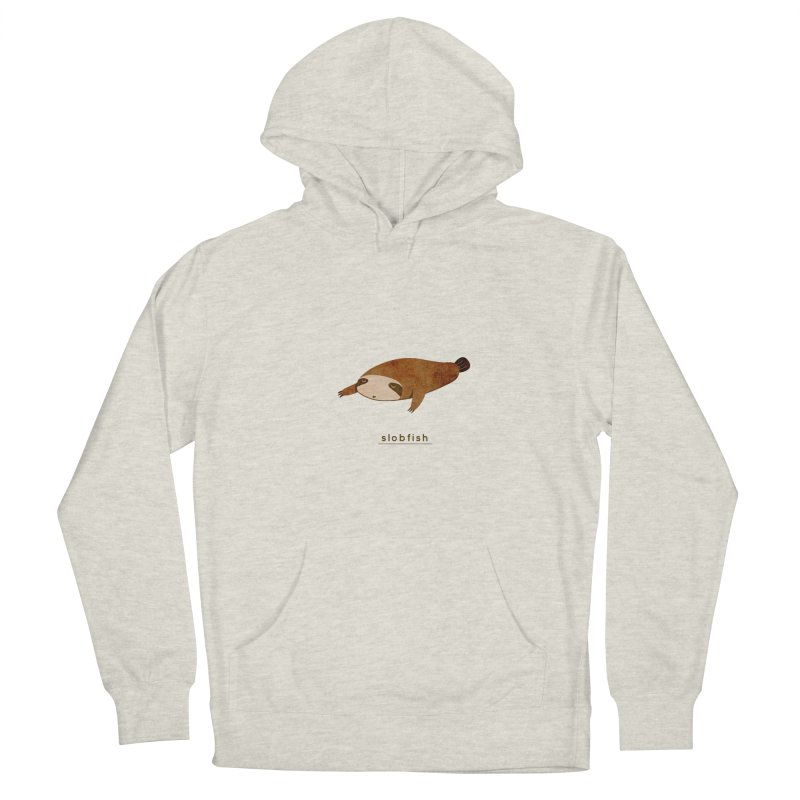 Slobfish Women's Pullover Hoody by agrimony // Aaron Thong