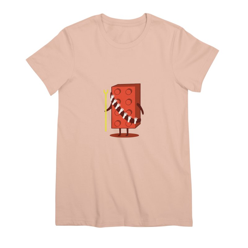 Foothunter Women's T-Shirt by agrimony // Aaron Thong