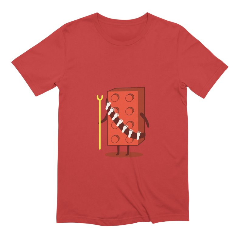 Foothunter Men's T-Shirt by agrimony // Aaron Thong
