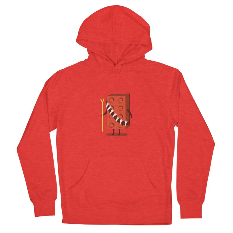 Foothunter Men's Pullover Hoody by agrimony // Aaron Thong