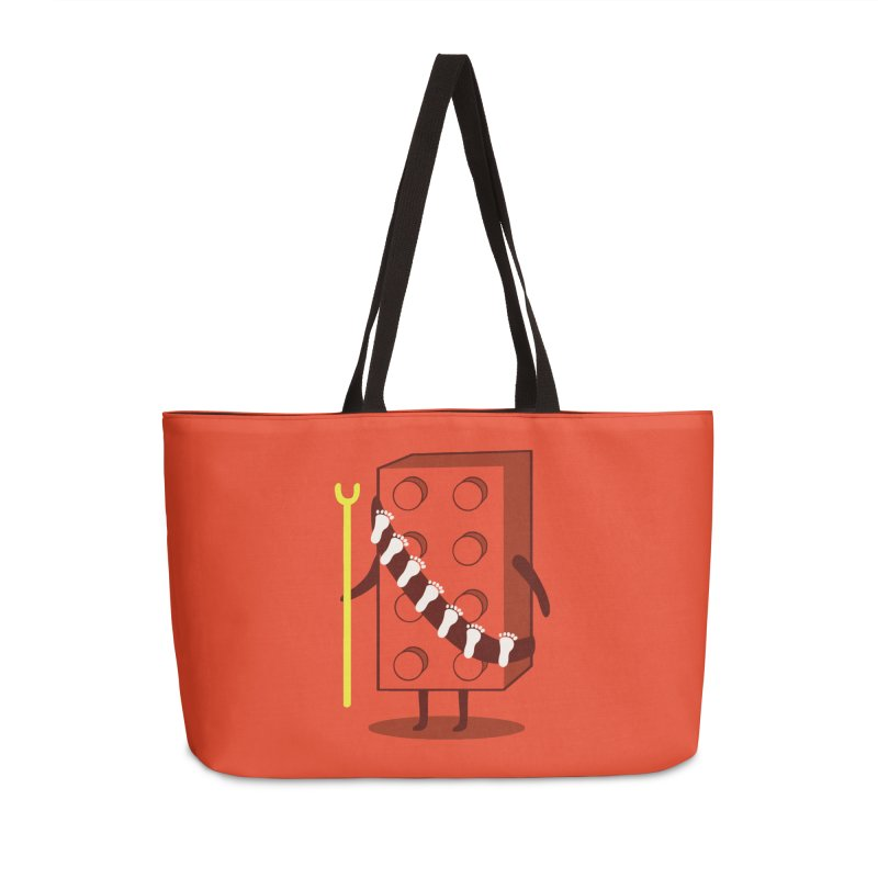 Foothunter Accessories Bag by agrimony // Aaron Thong