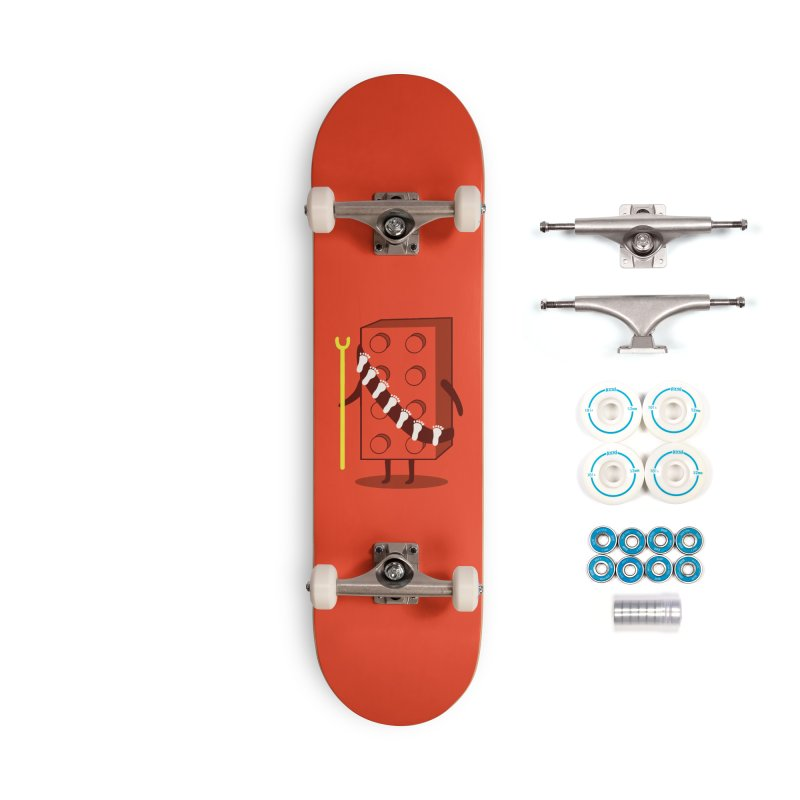 Foothunter Accessories Skateboard by agrimony // Aaron Thong