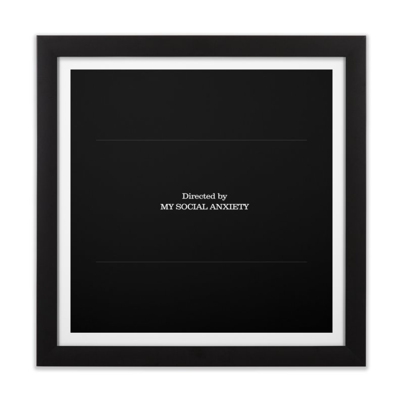Directed By Home Framed Fine Art Print by agrimony // Aaron Thong