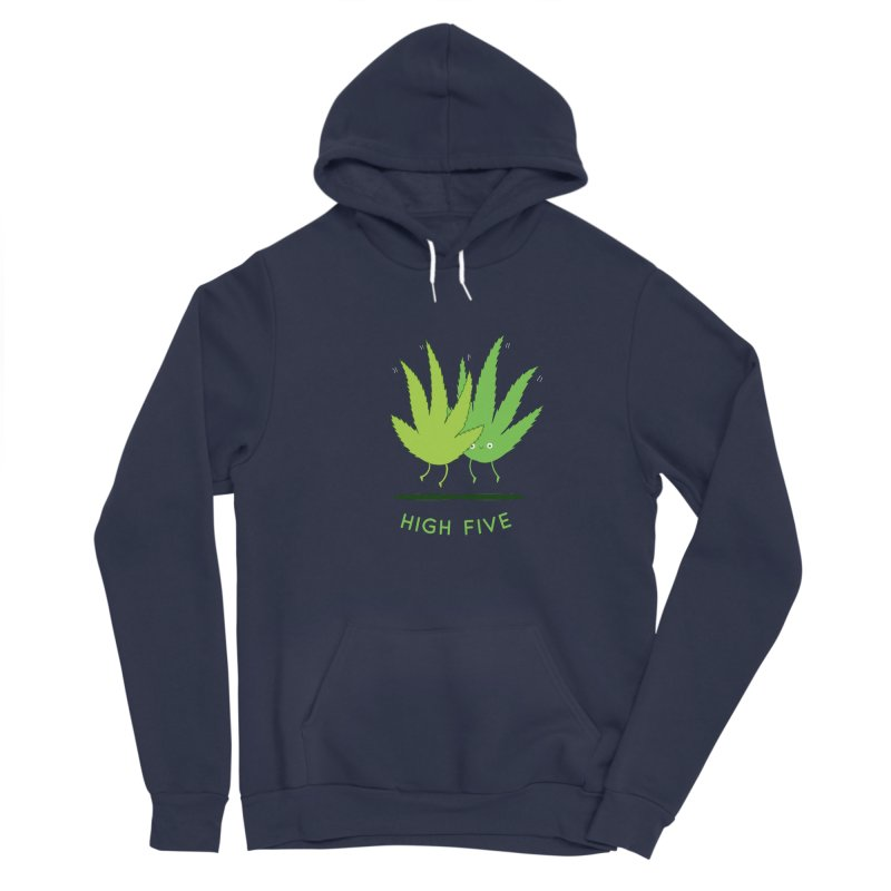 High Five Men's Pullover Hoody by agrimony // Aaron Thong