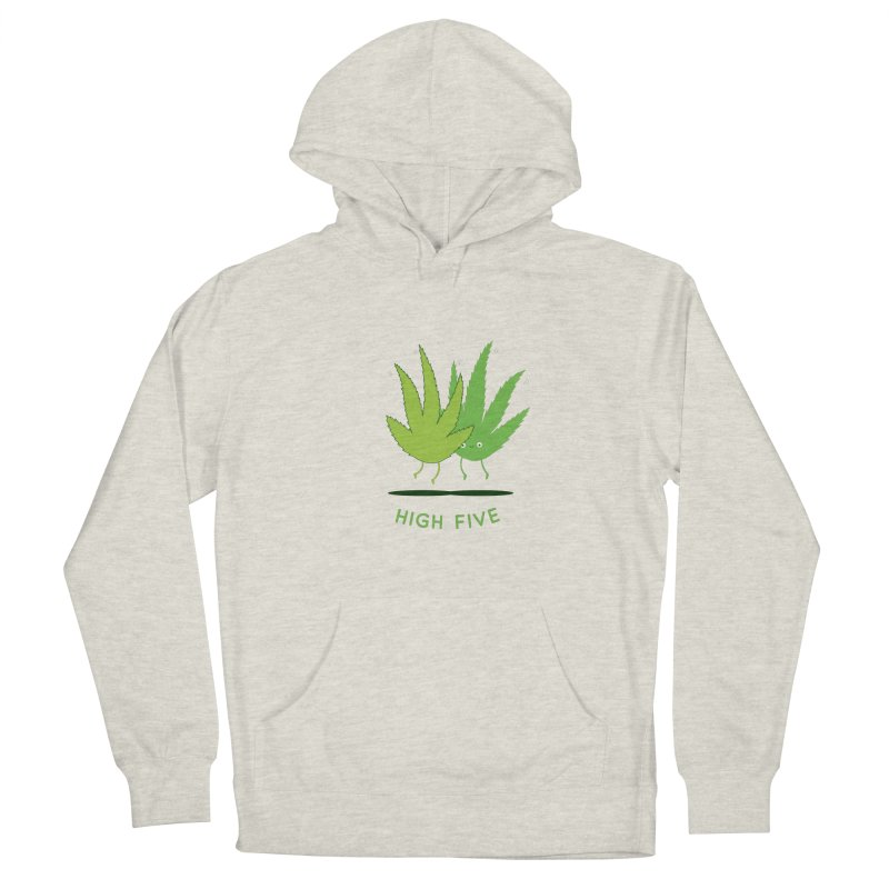 High Five Women's Pullover Hoody by agrimony // Aaron Thong