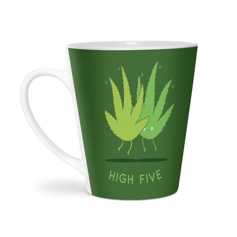 High Five Accessories Mug by agrimony // Aaron Thong