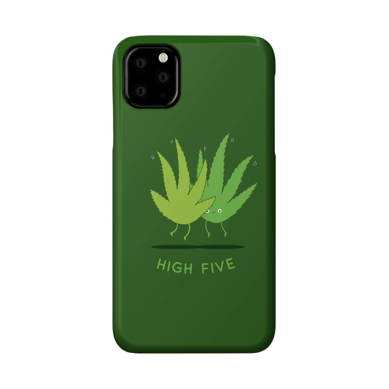 High Five Accessories Phone Case by agrimony // Aaron Thong