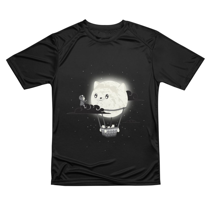 Did You See the Mewn in Flight Men's T-Shirt by agrimony // Aaron Thong