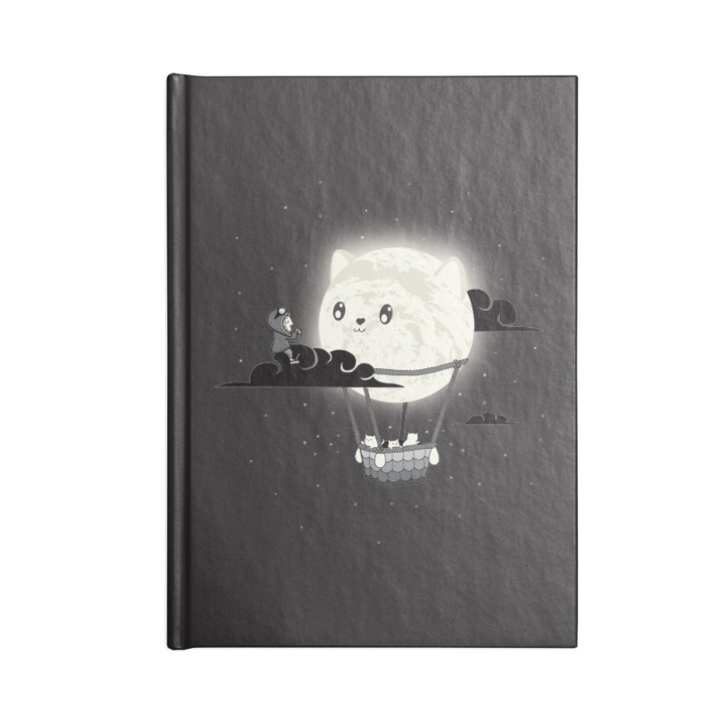 Did You See the Mewn in Flight Accessories Notebook by agrimony // Aaron Thong