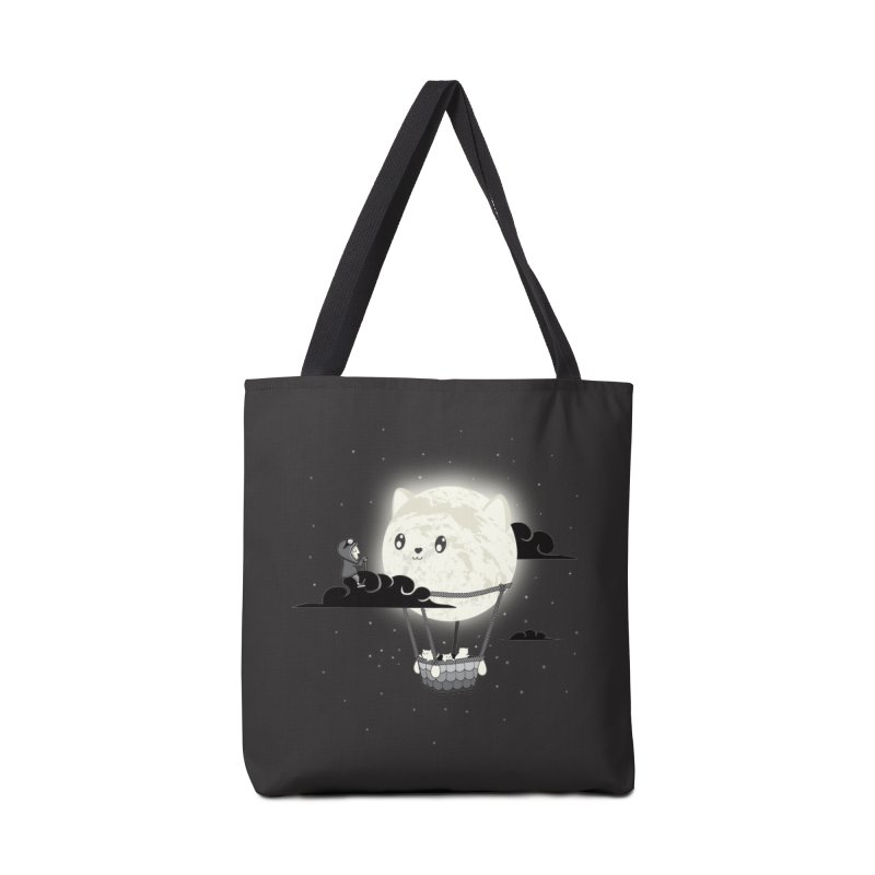 Did You See the Mewn in Flight Accessories Bag by agrimony // Aaron Thong