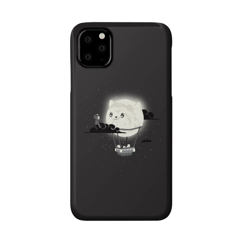 Did You See the Mewn in Flight Accessories Phone Case by agrimony // Aaron Thong