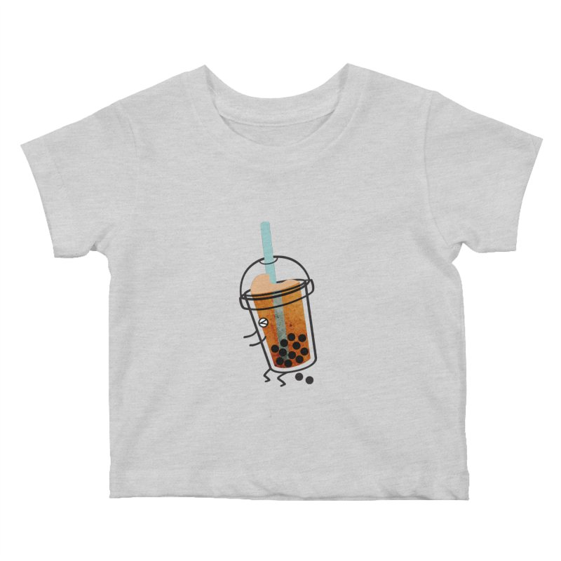 A Sweet Surprise Kids Baby T-Shirt by agrimony // Aaron Thong