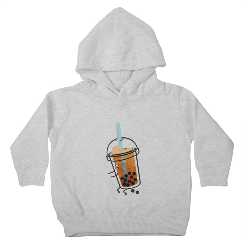 A Sweet Surprise Kids Toddler Pullover Hoody by agrimony // Aaron Thong