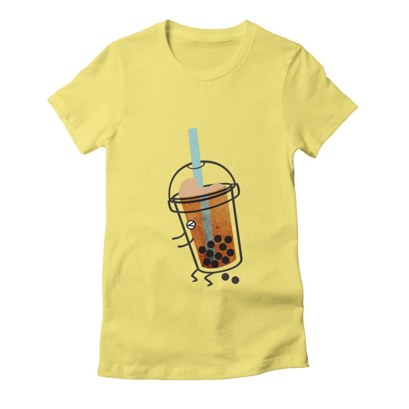 A Sweet Surprise Women's T-Shirt by agrimony // Aaron Thong