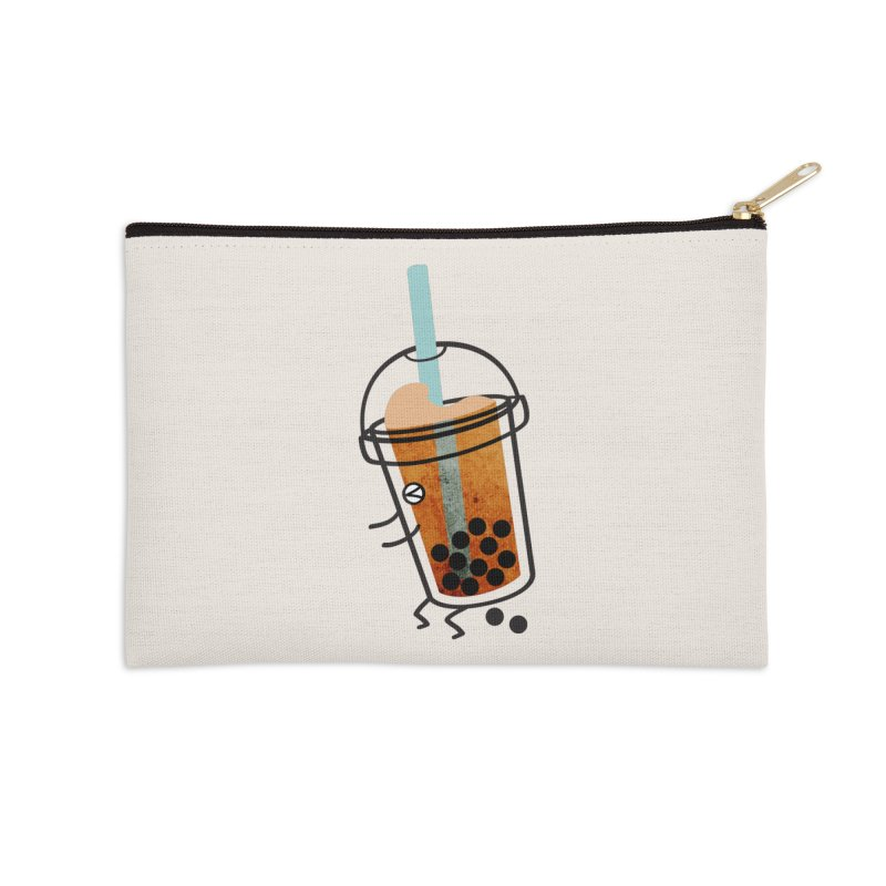 A Sweet Surprise Accessories Zip Pouch by agrimony // Aaron Thong
