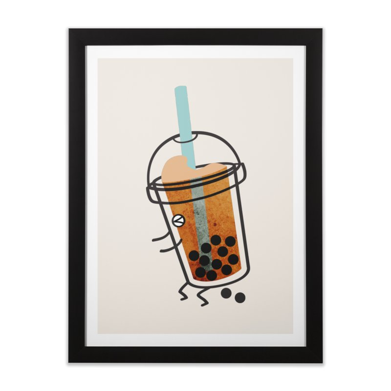 A Sweet Surprise Home Framed Fine Art Print by agrimony // Aaron Thong