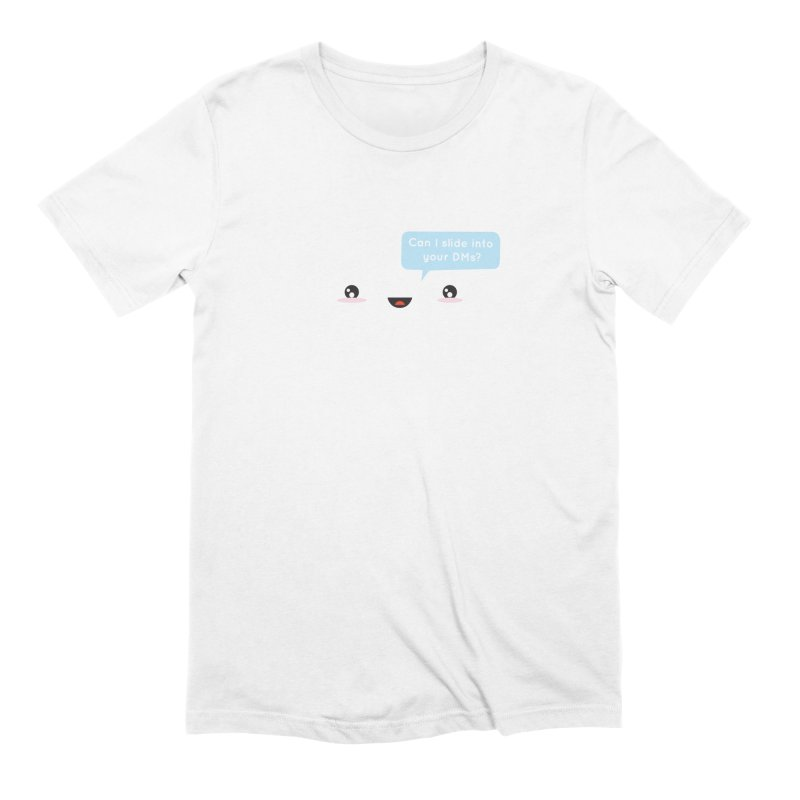 A Decent Proposal Men's T-Shirt by agrimony // Aaron Thong