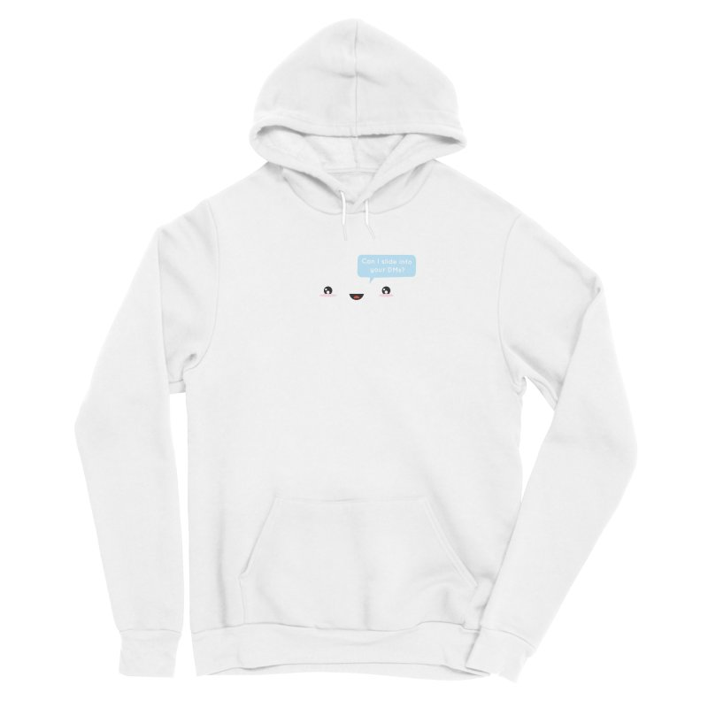 A Decent Proposal Men's Pullover Hoody by agrimony // Aaron Thong