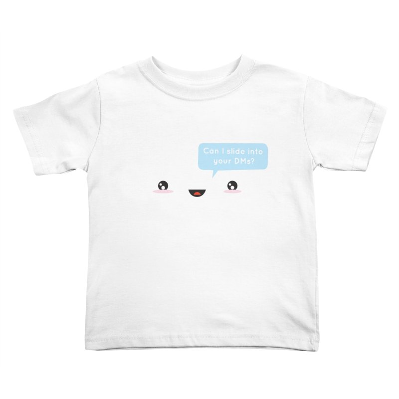 A Decent Proposal Kids Toddler T-Shirt by agrimony // Aaron Thong