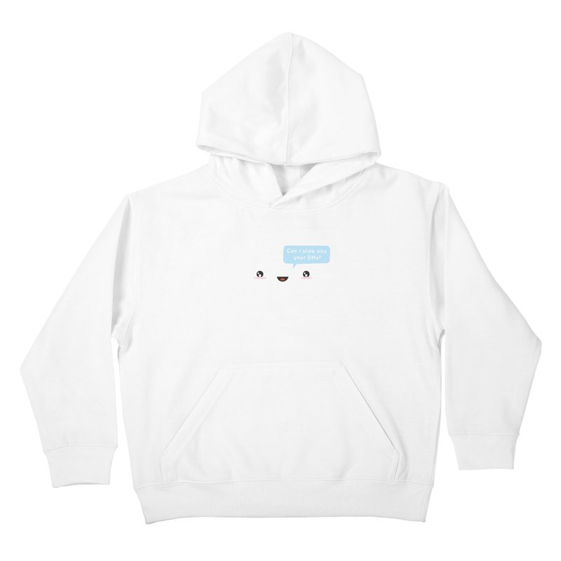A Decent Proposal Kids Pullover Hoody by agrimony // Aaron Thong