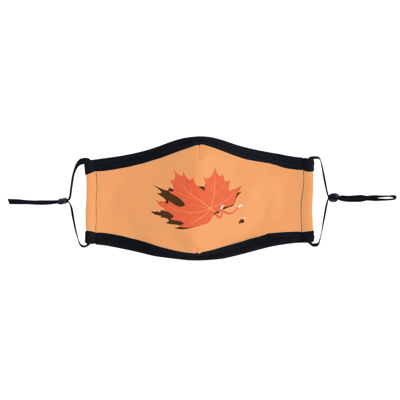 Fall Accessories Face Mask by agrimony // Aaron Thong