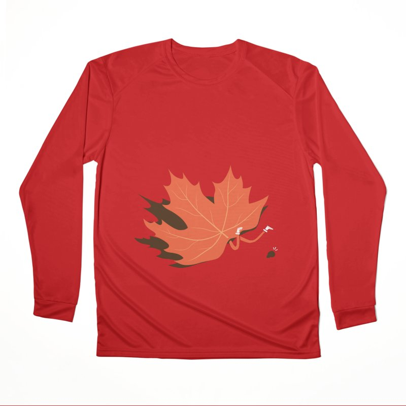Fall Men's Longsleeve T-Shirt by agrimony // Aaron Thong
