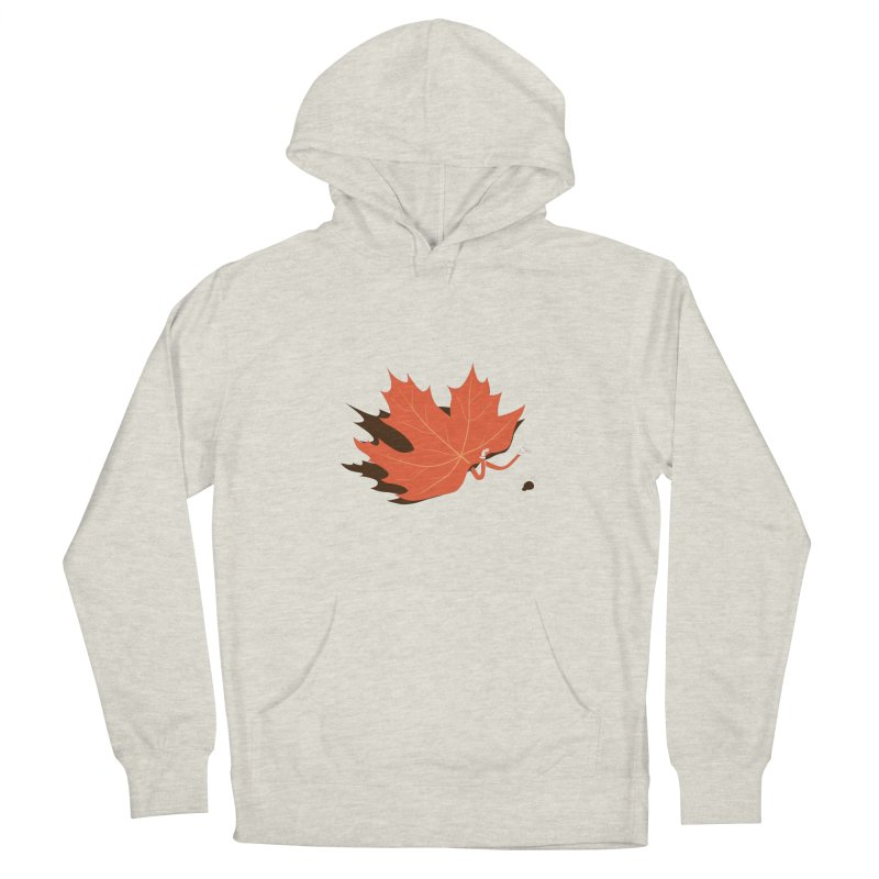 Fall Men's Pullover Hoody by agrimony // Aaron Thong