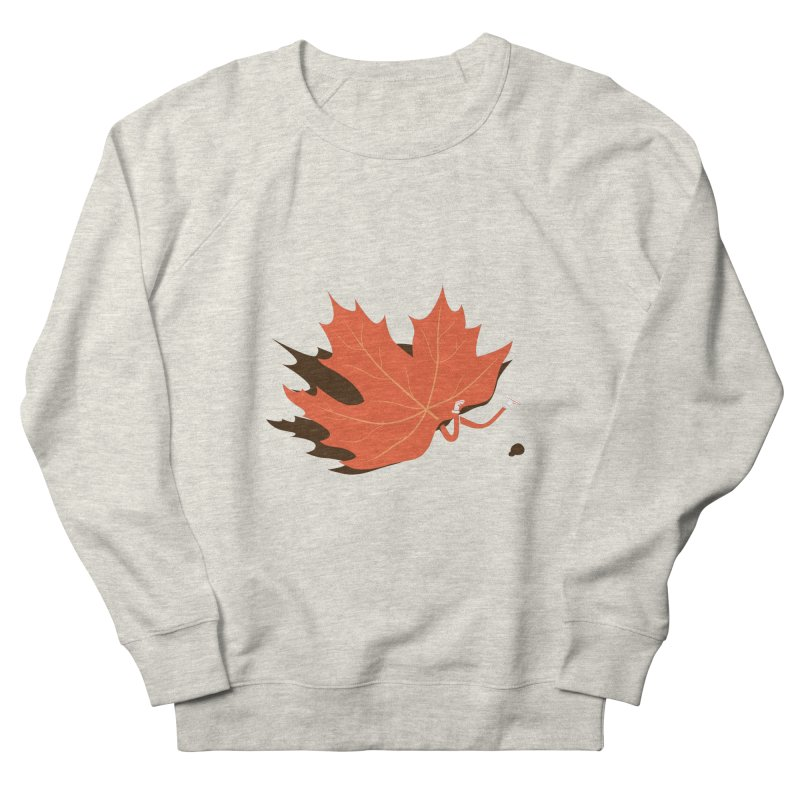 Fall Men's Sweatshirt by agrimony // Aaron Thong