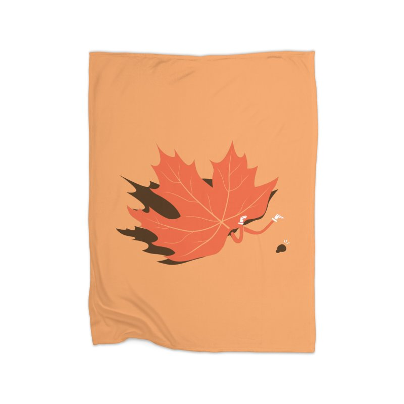 Fall Home Blanket by agrimony // Aaron Thong