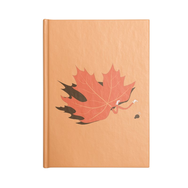 Fall Accessories Notebook by agrimony // Aaron Thong