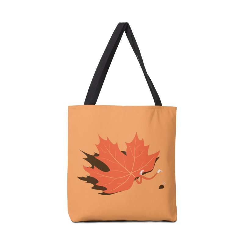 Fall Accessories Bag by agrimony // Aaron Thong
