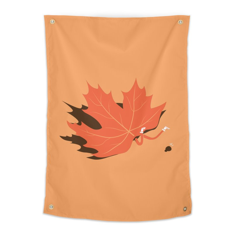 Fall Home Tapestry by agrimony // Aaron Thong