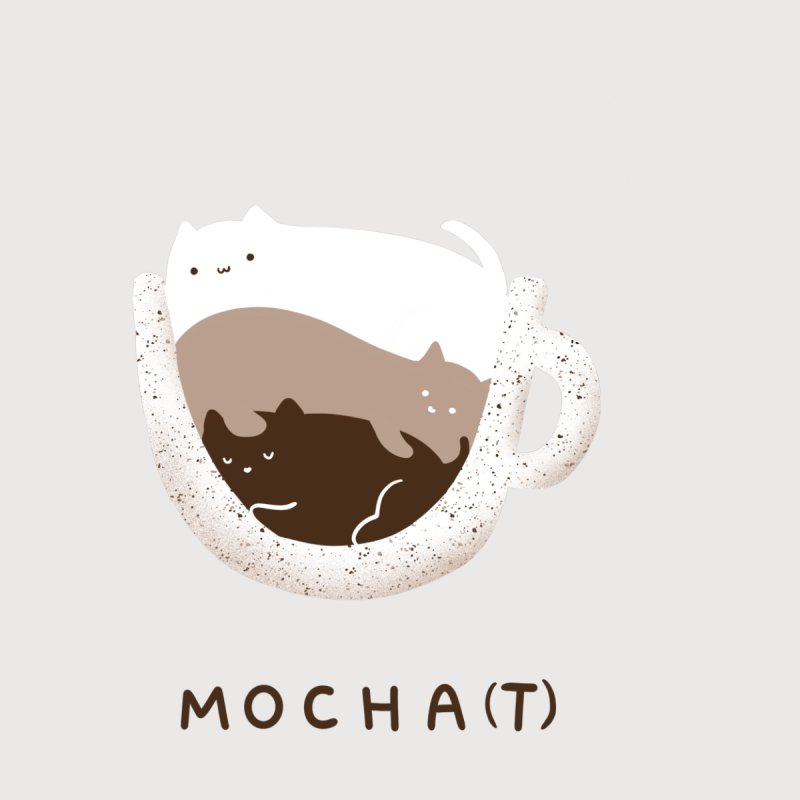 Mochat Home Tapestry by agrimony // Aaron Thong