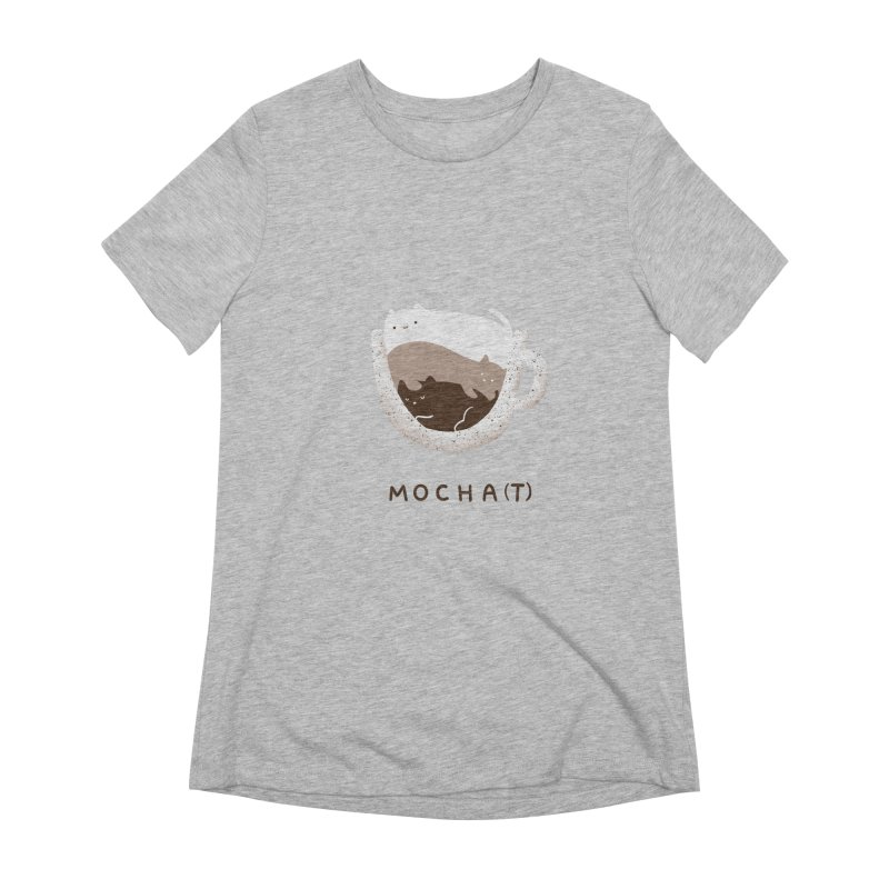 Mochat Women's T-Shirt by agrimony // Aaron Thong