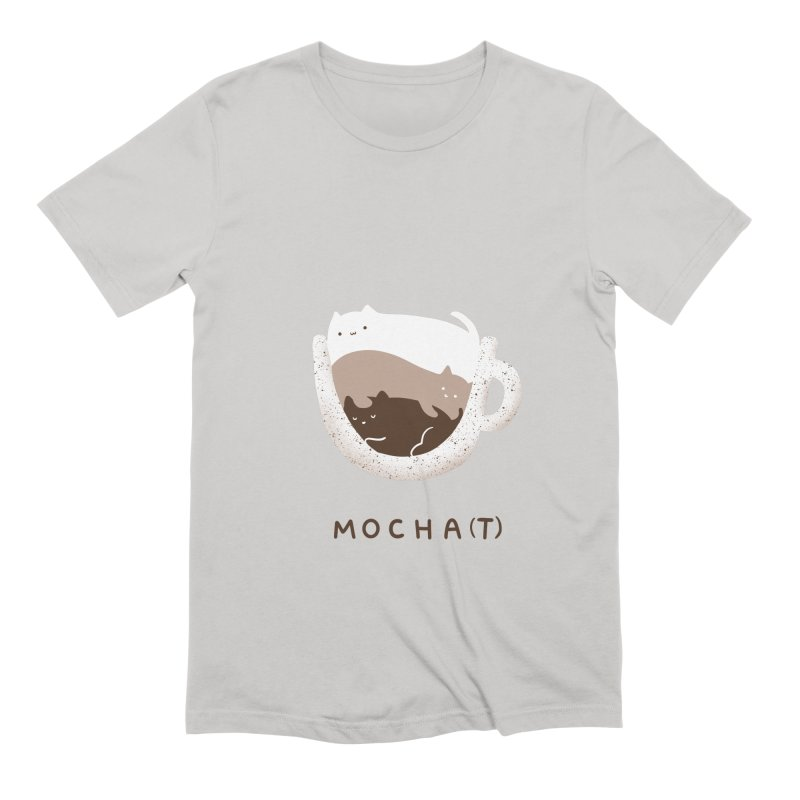 Mochat Men's T-Shirt by agrimony // Aaron Thong