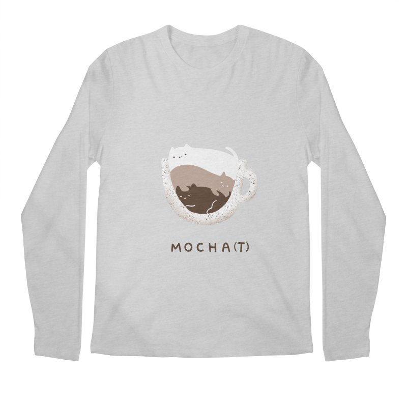 Mochat Men's Longsleeve T-Shirt by agrimony // Aaron Thong