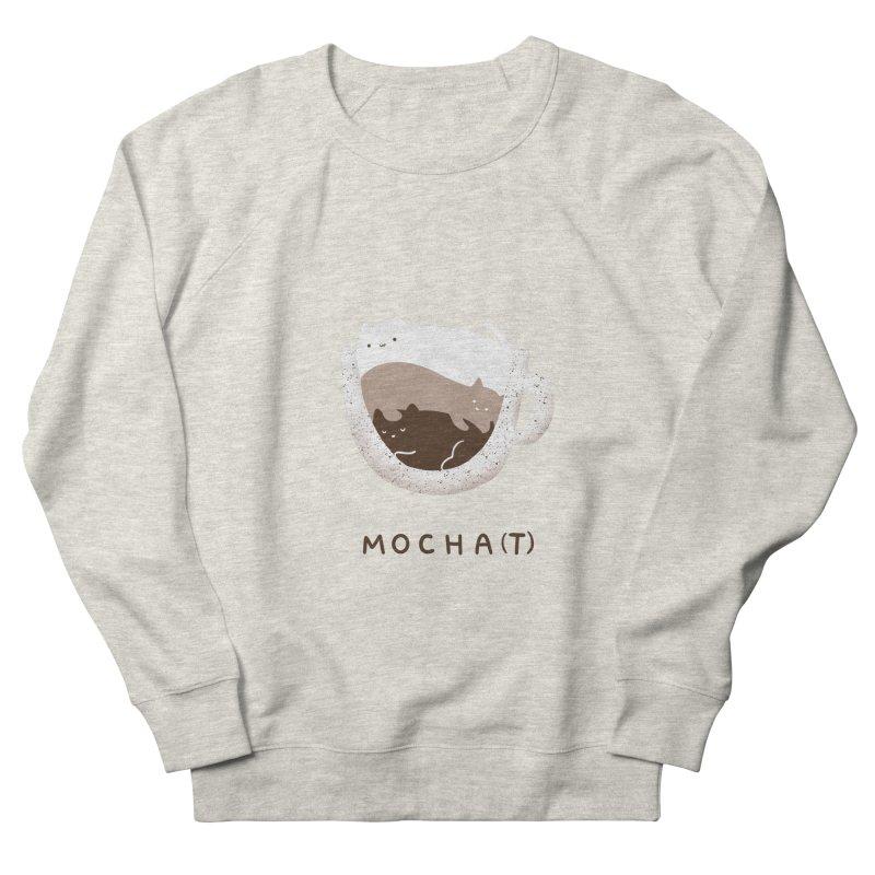 Mochat Women's Sweatshirt by agrimony // Aaron Thong