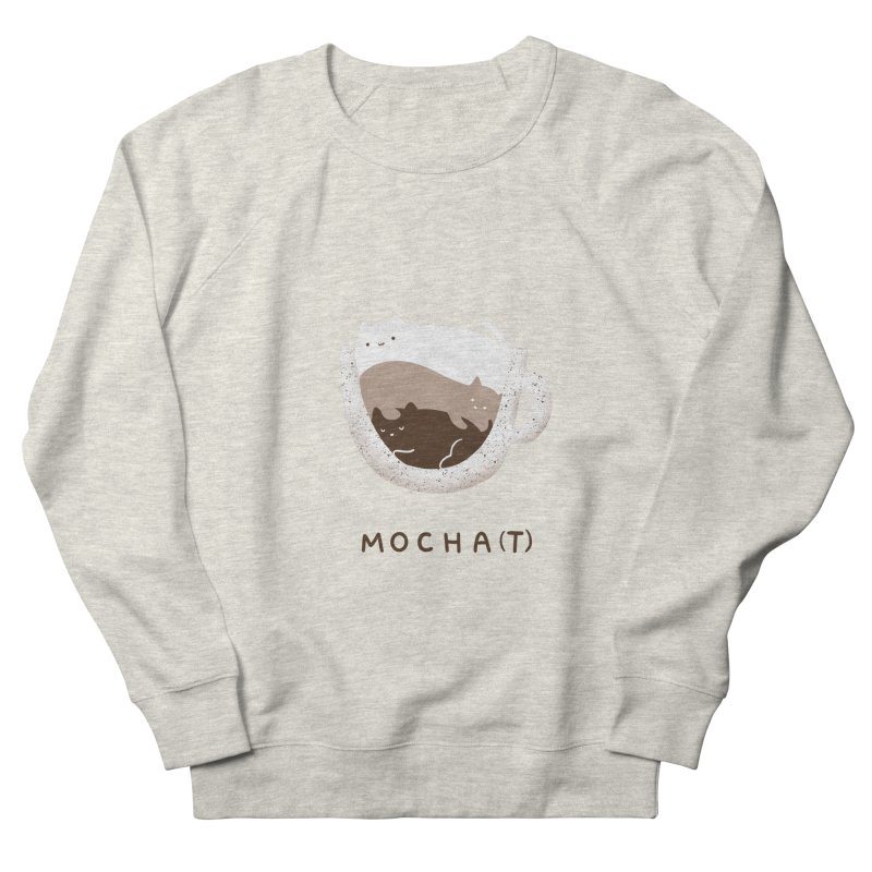 Mochat Men's Sweatshirt by agrimony // Aaron Thong