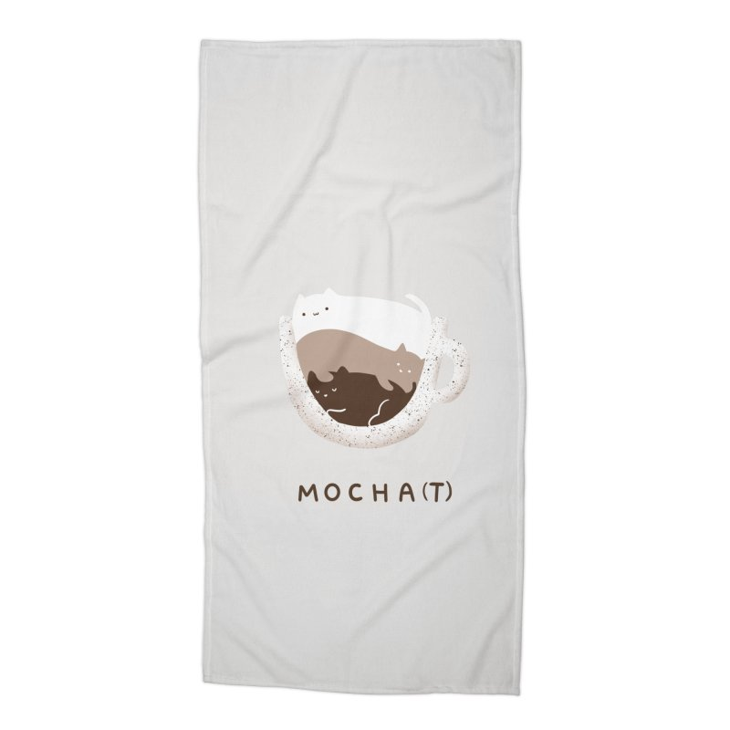 Mochat Accessories Beach Towel by agrimony // Aaron Thong