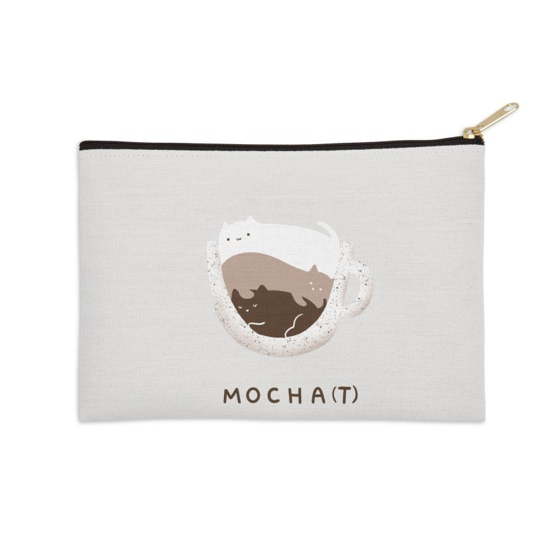 Mochat Accessories Zip Pouch by agrimony // Aaron Thong