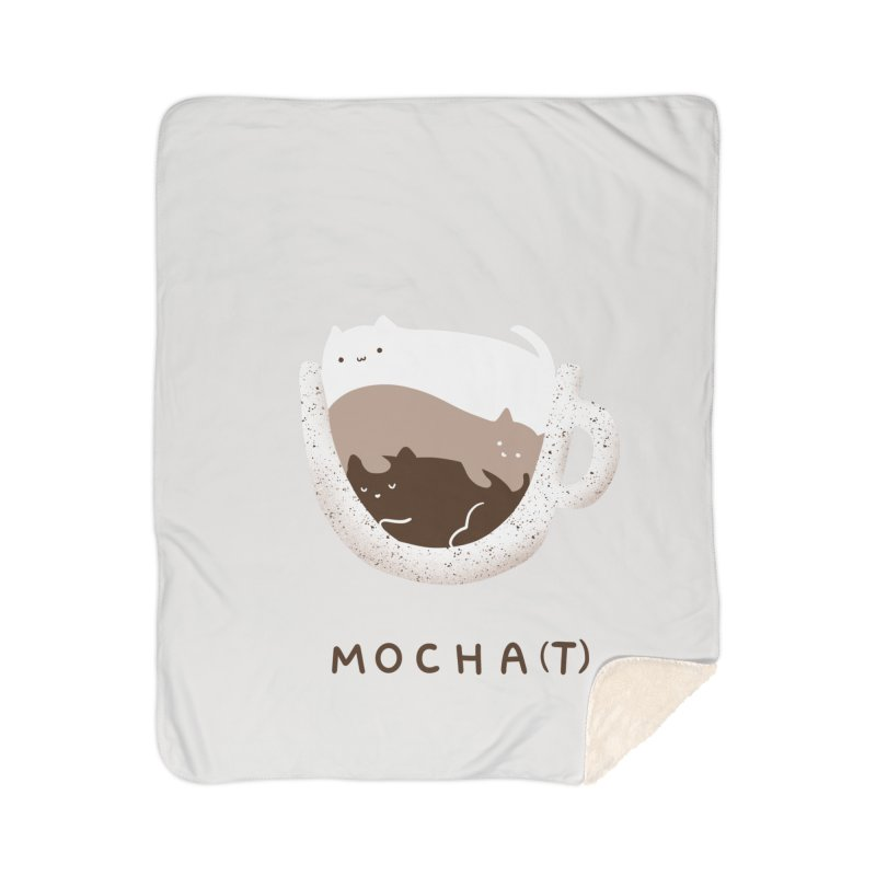 Mochat Home Blanket by agrimony // Aaron Thong