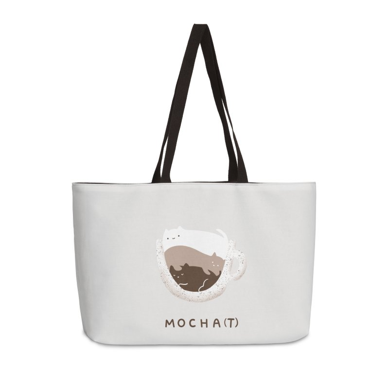 Mochat Accessories Bag by agrimony // Aaron Thong