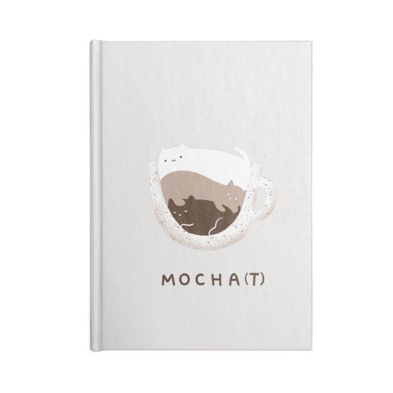 Mochat Accessories Notebook by agrimony // Aaron Thong