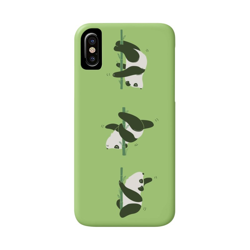 Pole Pandance Accessories Phone Case by agrimony // Aaron Thong