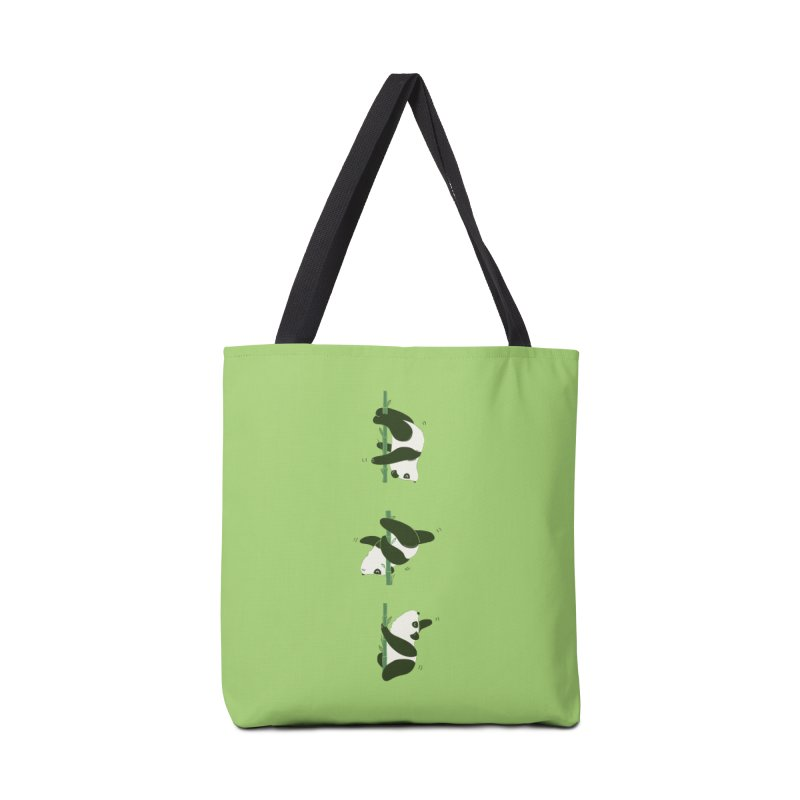Pole Pandance Accessories Bag by agrimony // Aaron Thong
